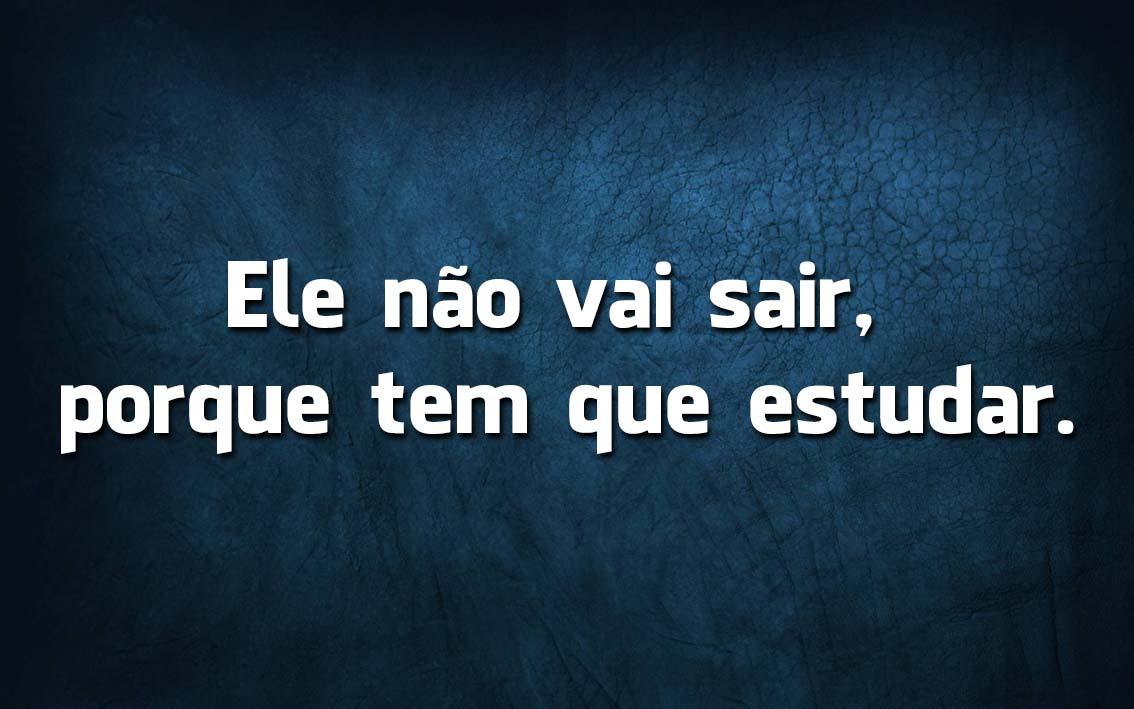 Língua Portuguesa: Ter de ou Ter que