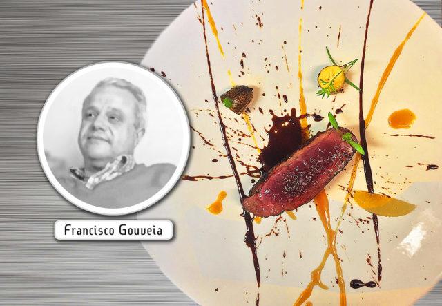 Fui ao gourmet e tramei-me, de F. Gouveia