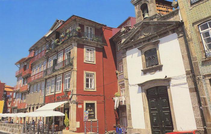 Porto: Capela da Lada