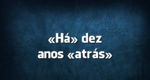 Língua Portuguesa: 10 erros que nos fazem passar vergonha