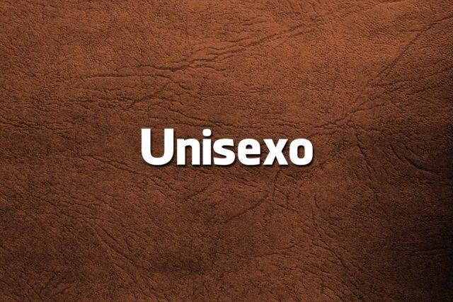 Unisexo