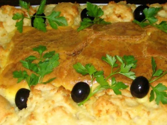 Receita original de Bacalhau à Zé do Pipo, uma delícia