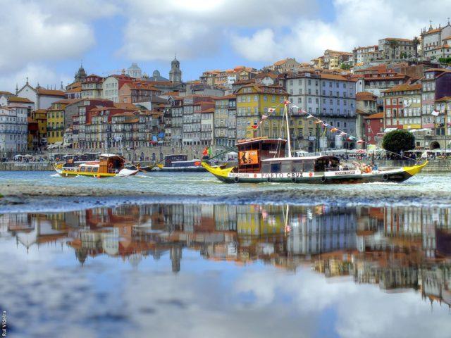 Porto visto por grandes escritores
