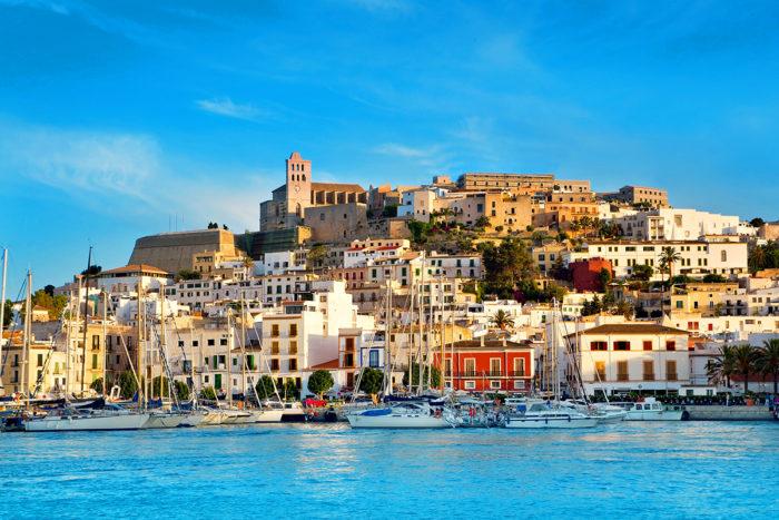 Cruzeiros de Sonho no Mediterrâneo