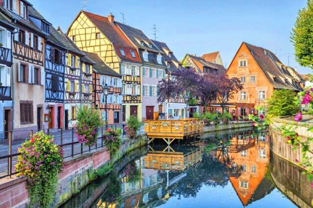 fantásticos destinos Medievais da Europa