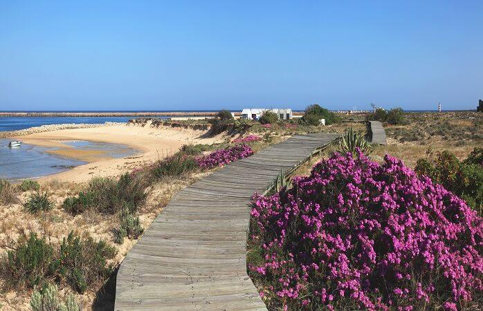 praias portuguesas de água quente