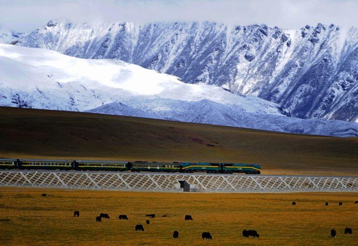 7 magníficas viagens de comboio pelo mundo (1 é portuguesa)