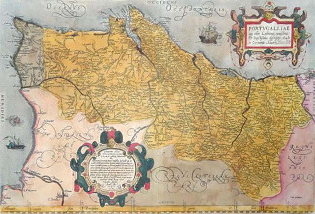 Portugal faz hoje 841 anos