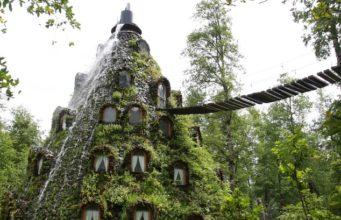 hotéis mais estranhos do mundo