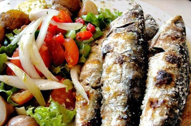 deve comer mais sardinhas