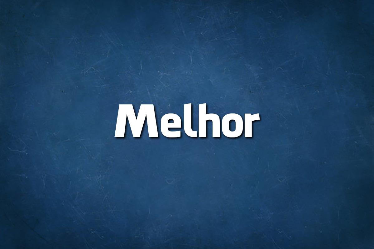 Língua Portuguesa: diz-se melhor ou mais bem?
