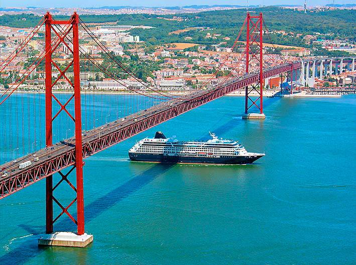 cruzeiros em Portugal