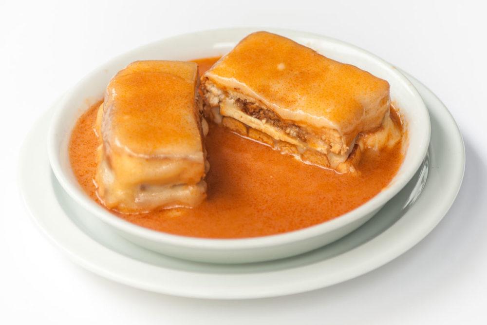 Uma das 50 melhores sanduíches da Europa é portuguesa