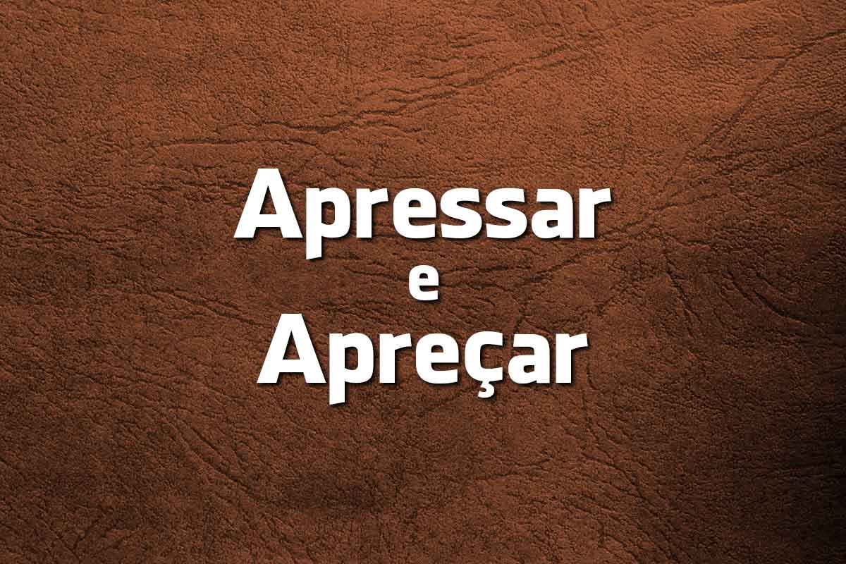 9 palavras parecidas da Língua Portuguesa mas com significados distintos
