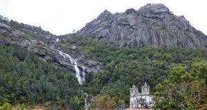 cascatas e quedas de água do Gerês