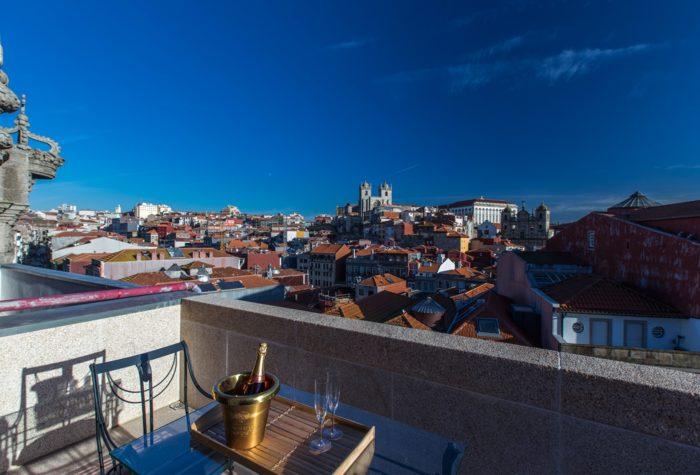 Os 7 melhores hotéis do Porto