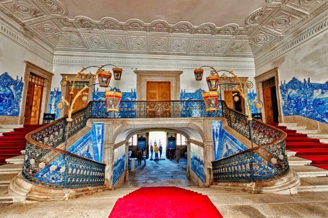 palácios mais bonitos de Portugal