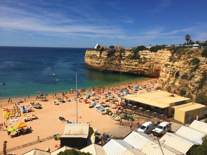 Top 25 das melhores praias do Algarve