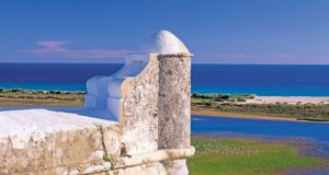 melhores praias secretas do Algarve