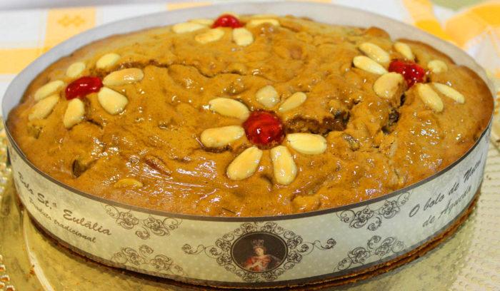 Doçaria Conventual portuguesa e o bolo de Santa Eulália