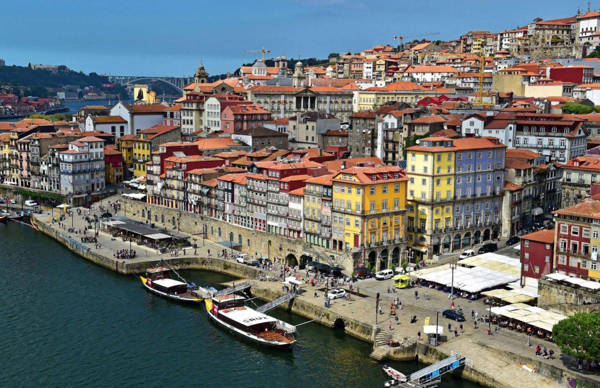 melhores hotéis do Porto