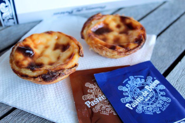 Pastéis de Belém, os melhores pastéis de nata de Portugal