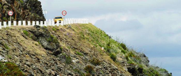 A melhor estrada europeia para conduzir é portuguesa