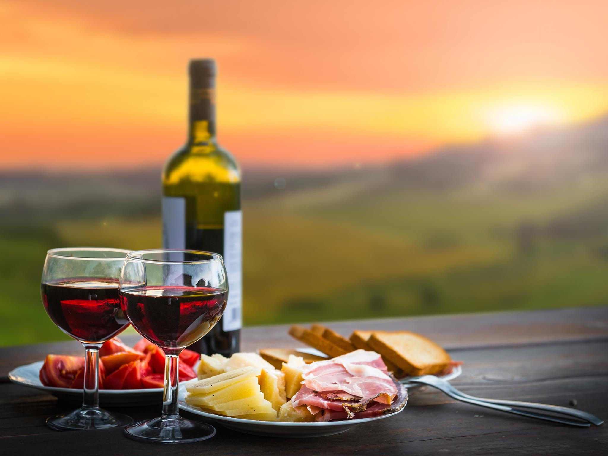 6 bons Vinhos Tintos do Alentejo abaixo de 5€