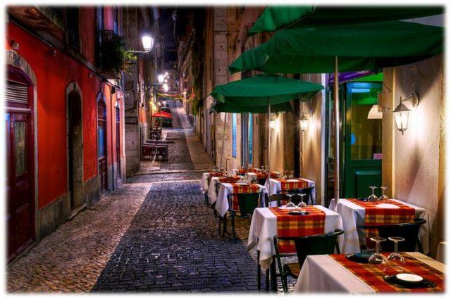50 ruas mais bonitas de Lisboa