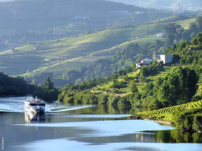 O Alto Douro Vinhateiro que é Património Mundial da UNESCO