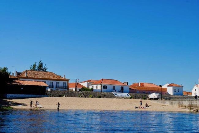 praias fluviais perto de Lisboa
