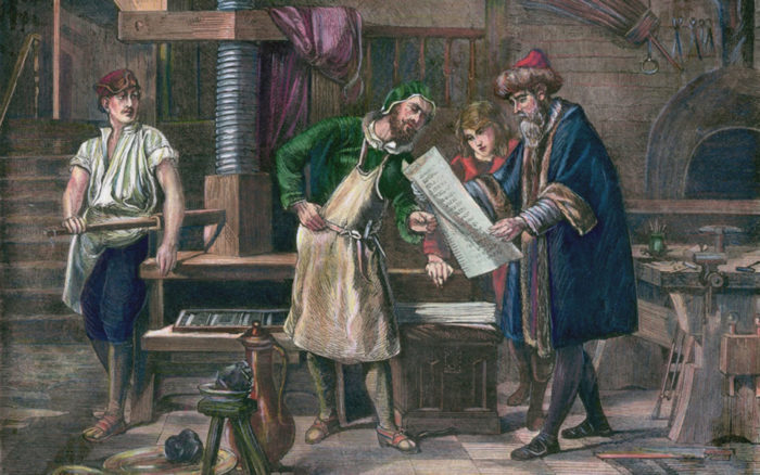 Johannes Gutenberg: o pai da invenção que revolucionou o mundo