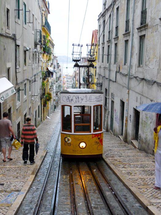 Os 3 icónicos elevadores de Lisboa