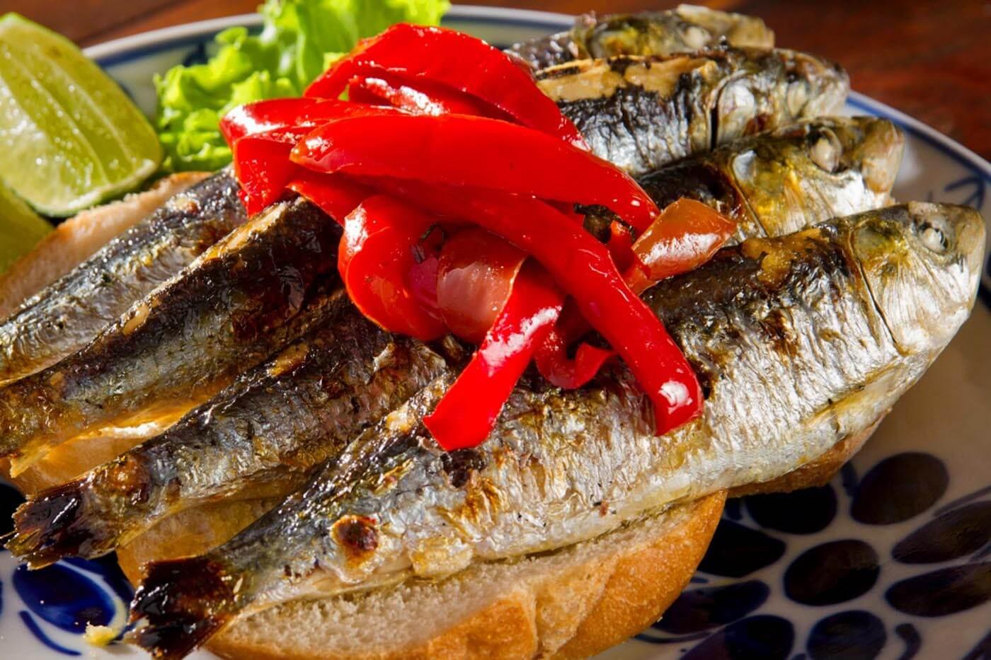 Aprenda a fazer deliciosas sardinhas