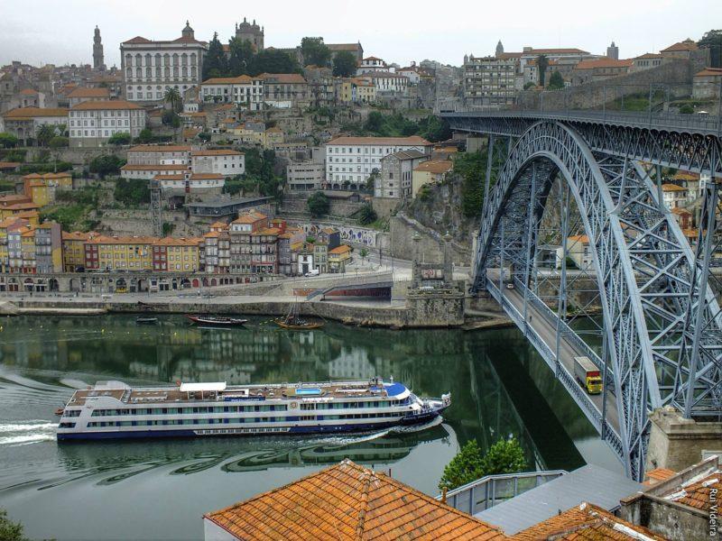 7 curiosidades sobre as seis pontes do Porto