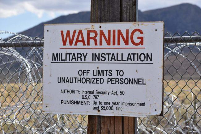 proibidas visitas