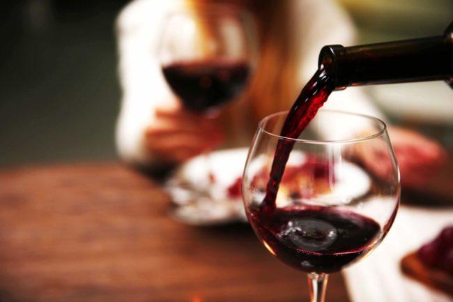 usar vinho tinto para perder peso