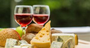 Tintos para acompanhar bons queijos