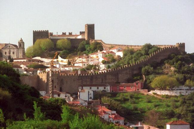 Faça uma escapadinha até Óbidos e deslumbre-se