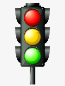 Anedota do semáforo vermelho