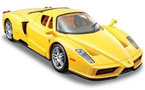 Anedota do Ferrari amarelo
