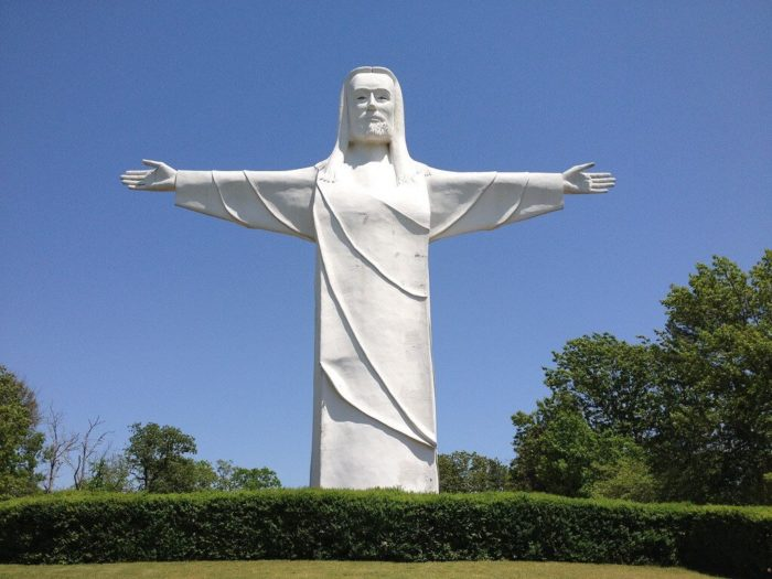 Uma das 13 estátuas de Jesus mais famosas do mundo é portuguesa