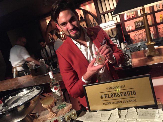 Dom Cristina, parte do sabor do melhor cocktail da Dinamarca é português