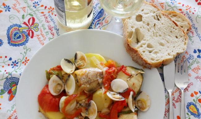 Aprenda a fazer uma deliciosa caldeirada de peixe