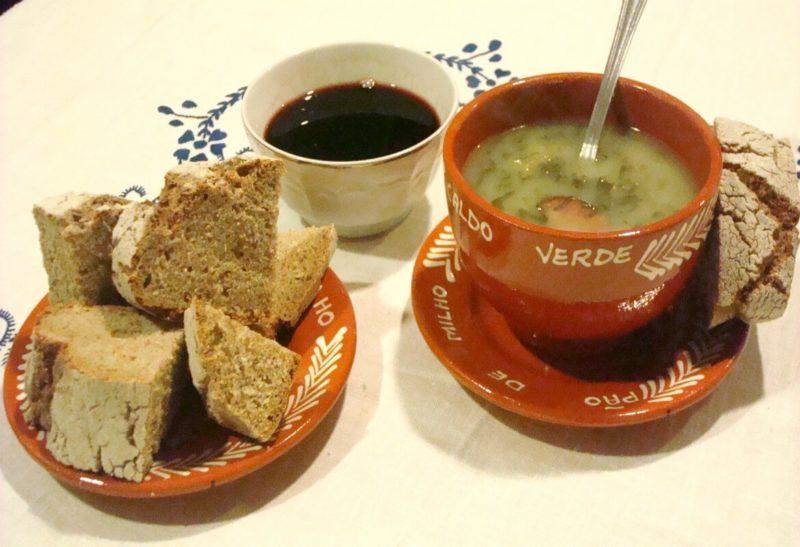sopas portuguesas tradicionais