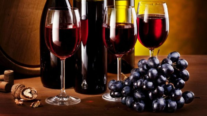 benefícios do vinho tinto