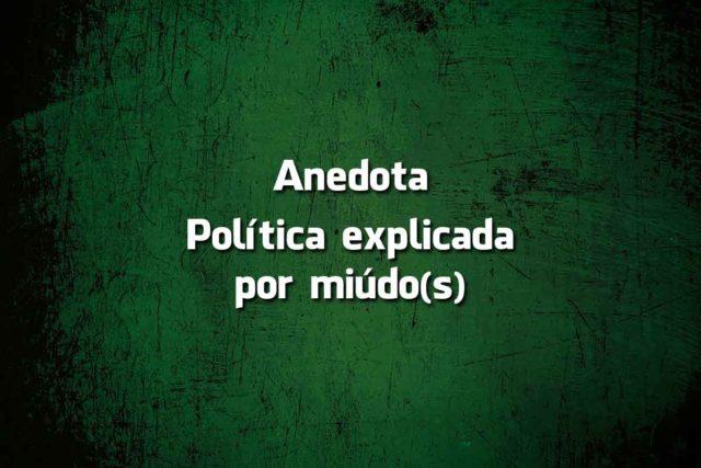 Anedotas portuguesas engraçadas: Política explicada por miúdo(s)