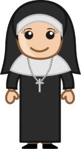 Anedota do soldado salvo por freira
