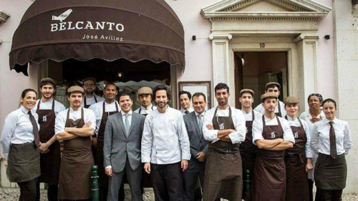 Um dos 50 melhores restaurantes do mundo é português