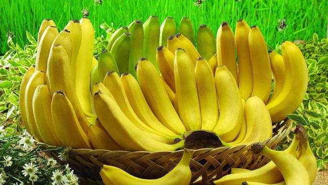 banana e os benefícios para a saúde